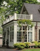 Amazing Rooftop Porch and Balcony Inspirations 28