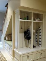 Awesome Cool Ideas To Make Room Under Stairs 28