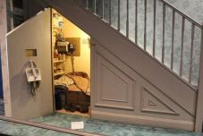 Awesome Cool Ideas To Make Room Under Stairs 33