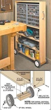 Best Garage Organization and Storage Hacks Ideas 16