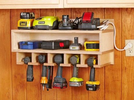 Best Garage Organization and Storage Hacks Ideas 4