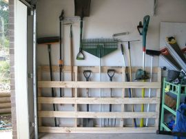 Best Garage Organization and Storage Hacks Ideas 68