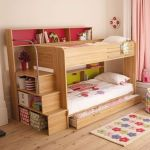 Cool Loft Bed Design Ideas for Small Room 44