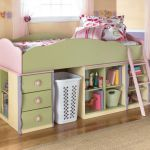 Cool Loft Bed Design Ideas for Small Room 66