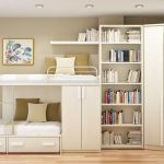 Cool Loft Bed Design Ideas for Small Room 67