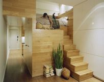 Cool Loft Bed Design Ideas for Small Room 78