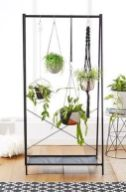 Cool Plant Stand Design Ideas for Indoor Houseplant 13