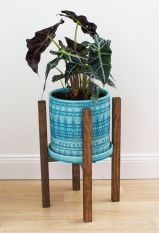 Cool Plant Stand Design Ideas for Indoor Houseplant 48