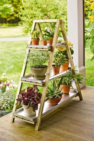 Cool Plant Stand Design Ideas for Indoor Houseplant 87