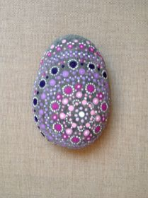 Creative DIY Easter Painted Rock Ideas 54