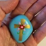 Creative DIY Easter Painted Rock Ideas 55