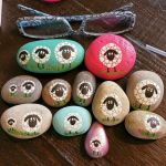Creative DIY Easter Painted Rock Ideas 62