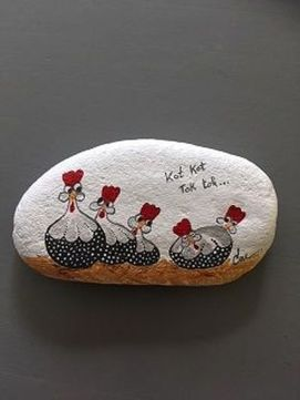 Creative DIY Easter Painted Rock Ideas 63