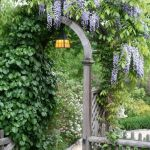 Fascinating Garden Gates and Fence Design Ideas 40