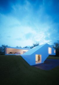 Fascinating Modern Minimalist Architecture Design 3