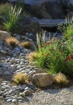 Inspiring Dry Riverbed and Creek Bed Landscaping Ideas 10