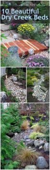 Inspiring Dry Riverbed and Creek Bed Landscaping Ideas 45