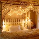 Lovely Romantic Bedroom Decorations for Couples 44