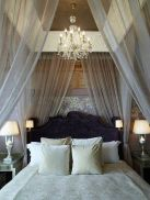 Lovely Romantic Bedroom Decorations for Couples 55