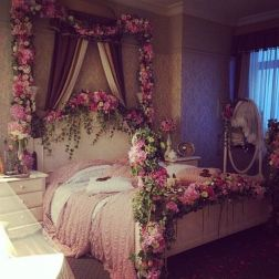 Lovely Romantic Bedroom Decorations for Couples 60