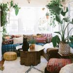 Minimalist Hippie Interior Decorations Ideas 5