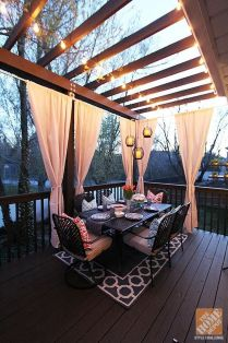 Perfect Pergola Designs for Home Patio 2