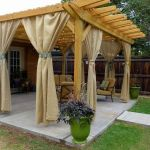 Perfect Pergola Designs for Home Patio 24