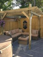 Perfect Pergola Designs for Home Patio 26
