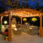 Perfect Pergola Designs for Home Patio 35
