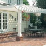 Perfect Pergola Designs for Home Patio 43