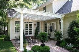 Perfect Pergola Designs for Home Patio 50