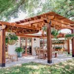 Perfect Pergola Designs for Home Patio 61