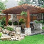 Perfect Pergola Designs for Home Patio 64