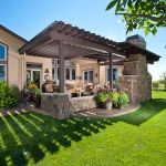 Perfect Pergola Designs for Home Patio 80