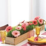 Spring Home Table Decorations Center Pieces 24