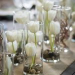 Spring Home Table Decorations Center Pieces 85