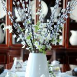 Spring Home Table Decorations Center Pieces 86