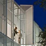 Stunning Glass Facade Building and Architecture Concept 10