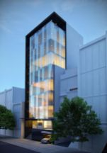 Stunning Glass Facade Building and Architecture Concept 35
