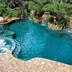 Stunning Outdoor Pool Landscaping Designs 15