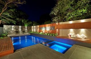 Stunning Outdoor Pool Landscaping Designs 2