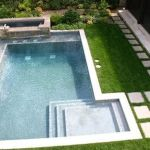 Stunning Outdoor Pool Landscaping Designs 44