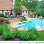 Stunning Outdoor Pool Landscaping Designs 52