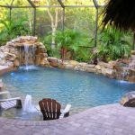 Stunning Outdoor Pool Landscaping Designs 76