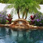 Stunning Outdoor Pool Landscaping Designs 77