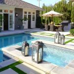 Stunning Outdoor Pool Landscaping Designs 78