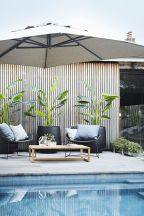 Stunning Outdoor Pool Landscaping Designs 79