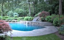 Stunning Outdoor Pool Landscaping Designs 83