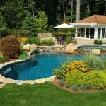 Stunning Outdoor Pool Landscaping Designs 86