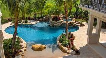 Stunning Outdoor Pool Landscaping Designs 94